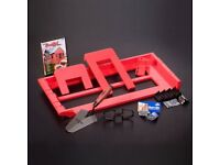 Bricky pro wall building tool, brand new in box
