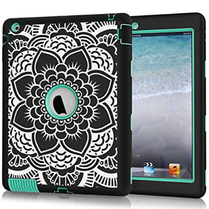 New. Shockproof ipad 2/3/4 case. 9.7in