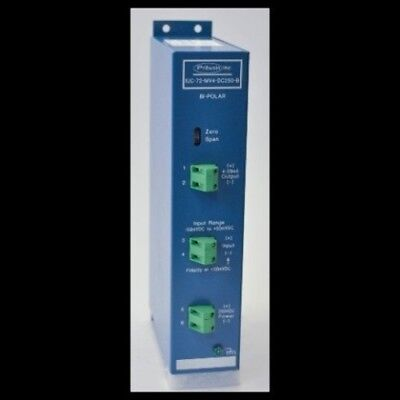 Pribusin Iuc72mv4dc250b Isolated Signal Conditioner