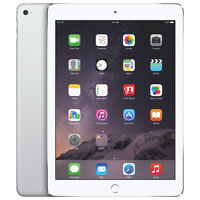 Ipad AIr 2 128gb Silver + Cellular