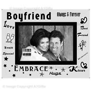 Boyfriend Photo Frames