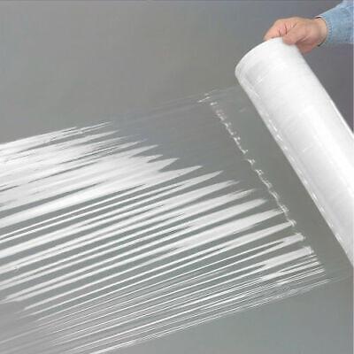 Stretch Wrap Film 80 Gau Shrink Plastic -cast Hand Or Machine Wrap 1 Roll