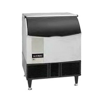 Ice-o-matic Iceu300fa Air Cooled 309lb24hr Undercounter Cube Ice Maker