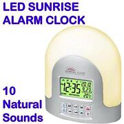 Natural Light Alarm Clock