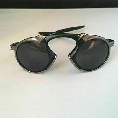 🔥NEW Round Sunglasses Madman Polarized Iridium Alloy Glasses Running (Discount Polarized Sunglasses For Men)
