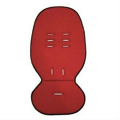 Phil & Teds Cushy Liner for Main Seat Red Fits Verve, Vibe, Explorer, + More