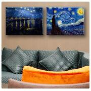 Starry Night Canvas