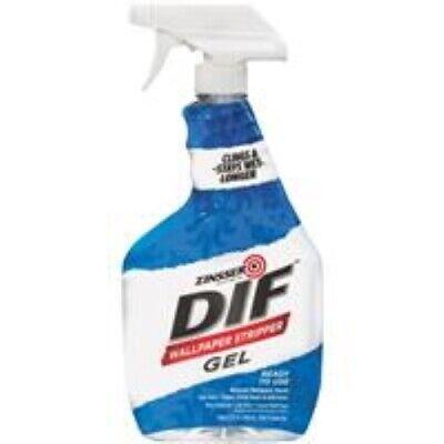 Use Wallpaper Stripper - Zinsser 2466 DIF GEL Spray Ready To Use Wallpaper Stripper, 32-Ounce