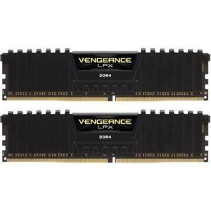 Corsair Vengeance LPX 32 GB (2 x 16 GB) DDR4-3200 DRAM Memory Kit - Black