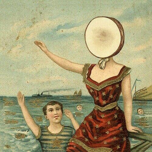 Neutral Milk Hotel - In the Aeroplane Over the Sea [New Vinyl LP] 180 Gram, Reis
