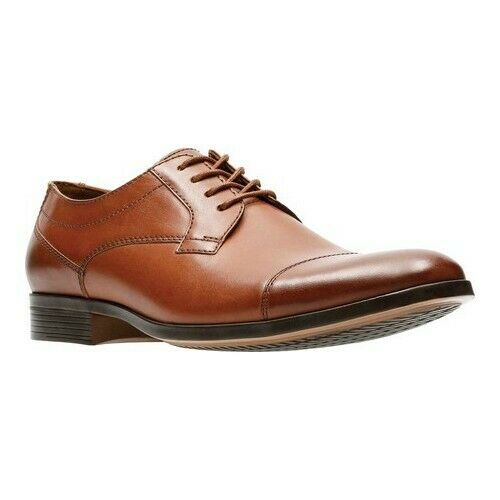 Clarks Men's   Conwell Cap Toe Shoe