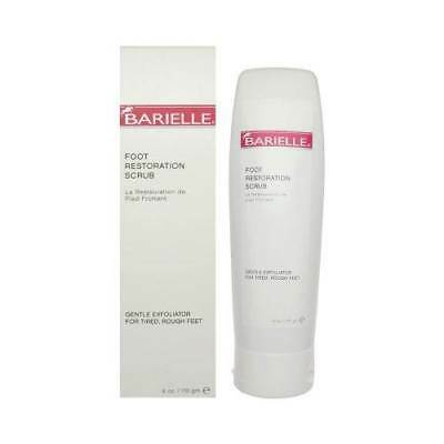 Barielle Foot Restoration Scrub 170g/6oz Brand New