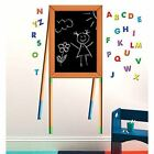 Bedroom Wall Stickers with Chalkboard