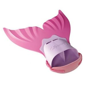 Finis-Mermaid-Pink-Swim-Fins-Recreational-Monofin-W-Adjustable-Velcro-New