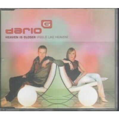 DARIO G Heaven Is Closer CD Europe Serious 2 Track Radio Edit With Info gebraucht kaufen  Versand nach Germany