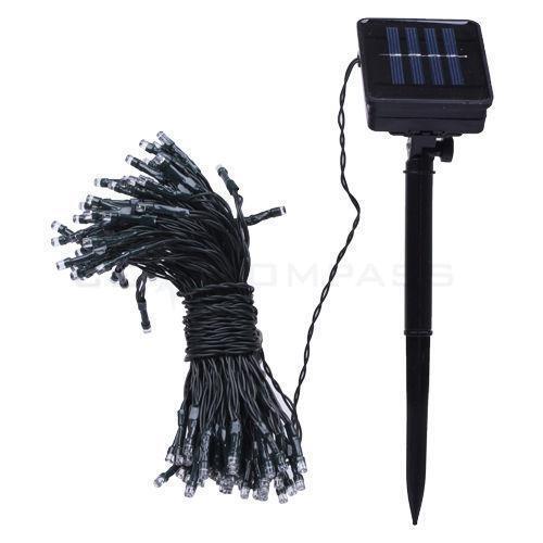 Dollarama Solar String Lights: Solar String Lights
