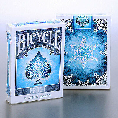 Mazzo di carte Bicycle - Frost - Mazzi di carte da gioco - Giochi di Magia