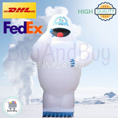 Hot Sale Large Airblown Snowman Inflatable Giant Snowman Monster for Advertising - Christmas Inflatables For Sale
