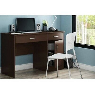 Small Kids Table (Kids Computer Desk Small Office Home Table Workstation Laptop Pc Wood Furniture)