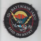 Army Unit Patches