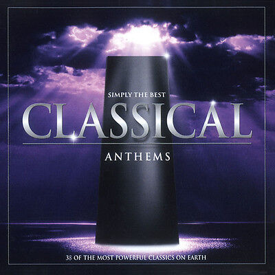 Various Artists - Simply the Best Classical Anthems [New