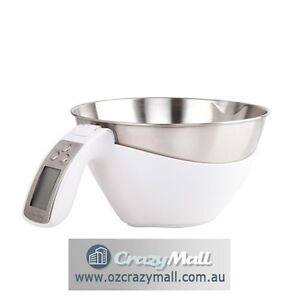 Electronic Digital 5kg Weight Bowl Scale Sydney City Inner Sydney Preview