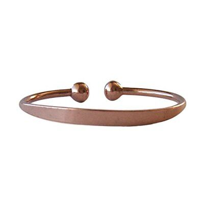 Solid Copper Celtic Non Magnetic Bracelet  Joint Pain  8