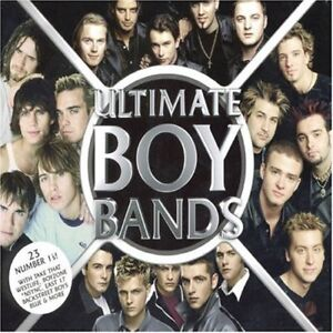 Various Artists / Ultimate Boy Bands (2 CD) *NEW* CD
