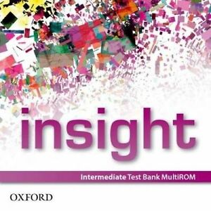 insight: Intermediate: Test Bank MultiROM,