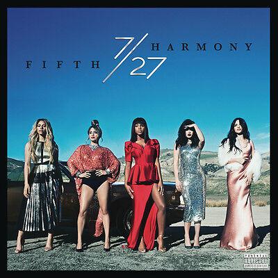 Fifth Harmony   7 27  New Cd  Explicit  Bonus Tracks  Deluxe Edition
