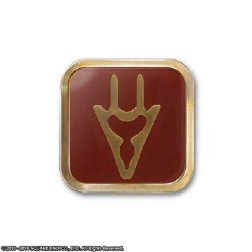 Final Fantasy XIV FFXIV Job Pin Badge Dragoon / DRG Square Enix Official Item