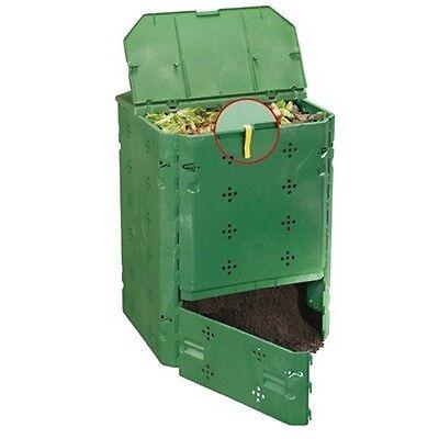 Juwel Komposter Thermokomposter 600 L Kompostbehälter Kompost