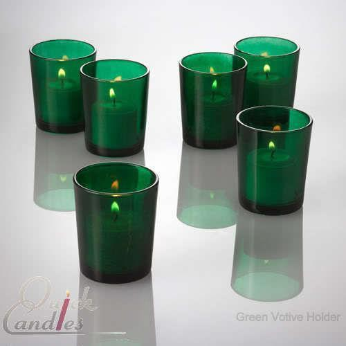 green glass candle holders green glass candle holder ebay 3984