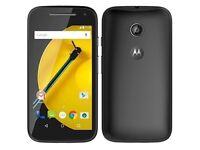 Motorola Moto E 4G 2nd Generation SIM-Free Smartphone - Black