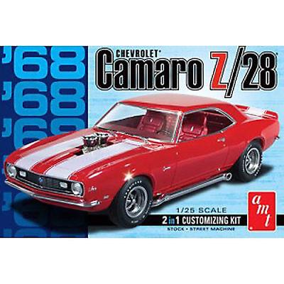 Round 2, LLC 1/25 1968 Camaro Z/28, AMT868