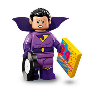 NEUF LEGO WONDER TWIN JAYNA SÉRIE BATMAN MOVIE 2