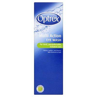 OPTREX MULTI ACTION EYE WASH - 300ML