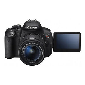 Canon EOS Rebel T5i for sale