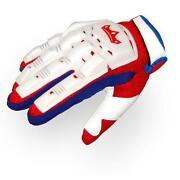 Vintage Motocross Gloves