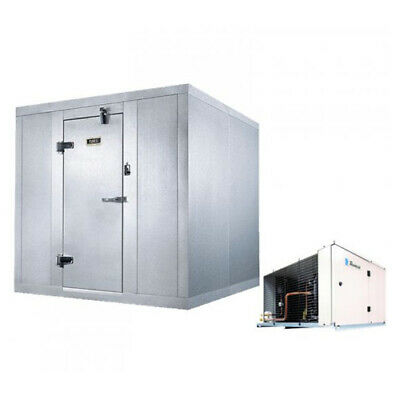 Naks Walk-in Outdoor Freezer 8 X 8 X 7 7 Box W Remote 0f