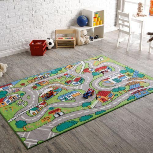 Kids Road Rug Ebay