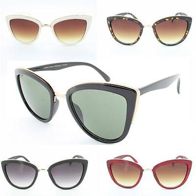 New Cat Eye My Girl Australia Style Sunglasses Ronette Fashion Ros Gold Bar Cats