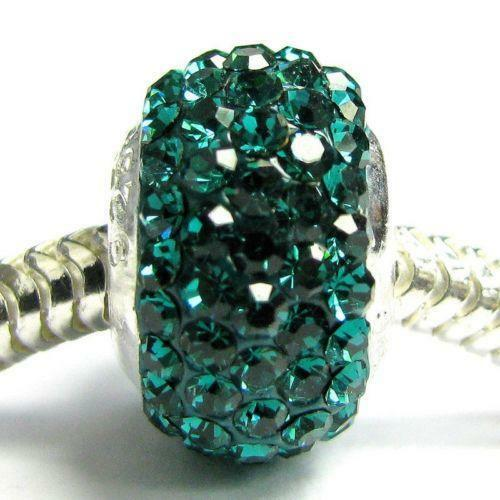 Crystal Bead Beads: Charm Bracelet Swarovski Crystal Beads