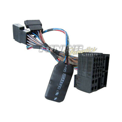 For Audi Radio Vw Mfd 2 II Rns 2 Delta 6 Canbus Cable Loom Simulator