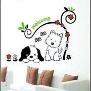 Dog Wall Stickers