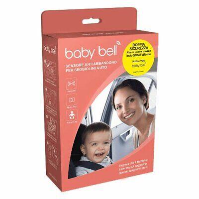Dispositivo Anti Abbandono Bambino per Seggiolini Auto Baby Bell Steelmate