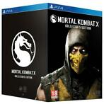 Mortal Kombat X Kollector's Edition - PS4 + Garantie