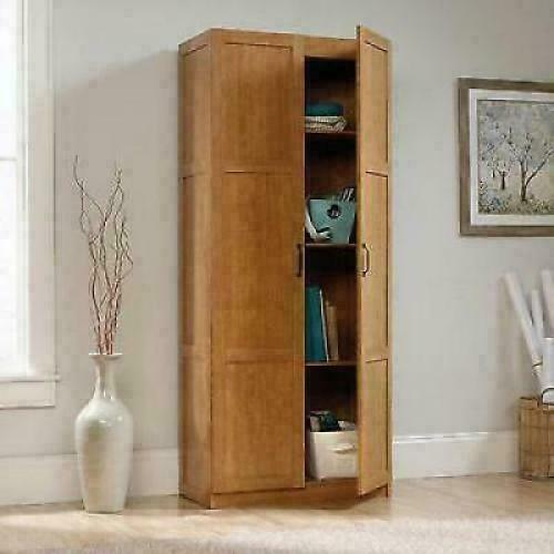 Storage Cabinet Furniture Wood Cupboard