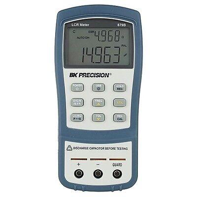 BK Precision 879B Dual-Display Handheld LCR Meter with ESR Measurement