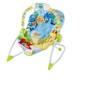 Baby Einstein Underwater Baby Rocker (with vibration)